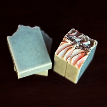 Baikal Blue Clay Soap (Luxurious Jojoba Facial Bar)