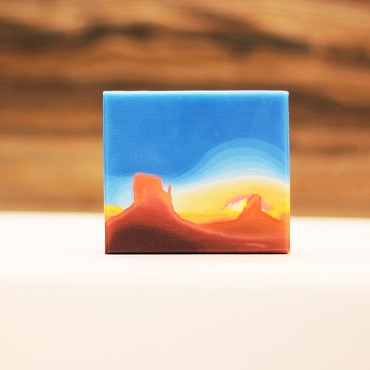 Canyon Soap Stencil™ Set of 6