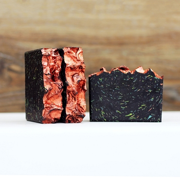 Love Spell Type  (Aloe Vera and Charcoal Bar)