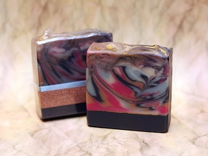 Wild Berry Sandalwood Soap